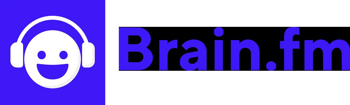 Brain.fm logo/link